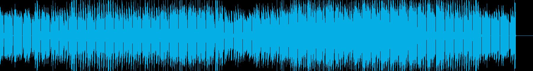 パズルゲームや謎解き系ゲームのBGMに…の再生済みの波形