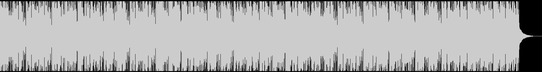スタイリッシュなクリスタルの洞窟の未再生の波形