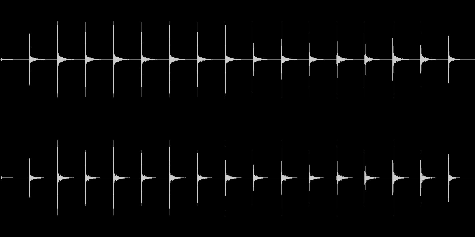 時計 ticktock_48-3_revの未再生の波形