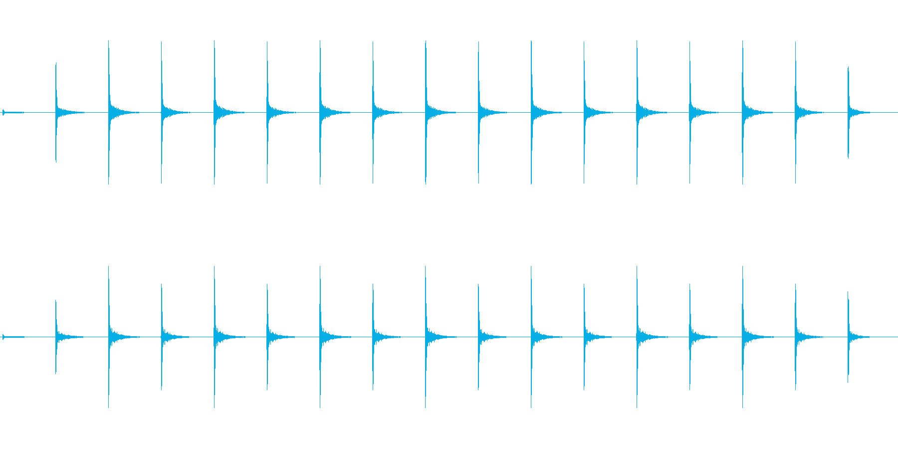 時計 ticktock_48-3_revの再生済みの波形