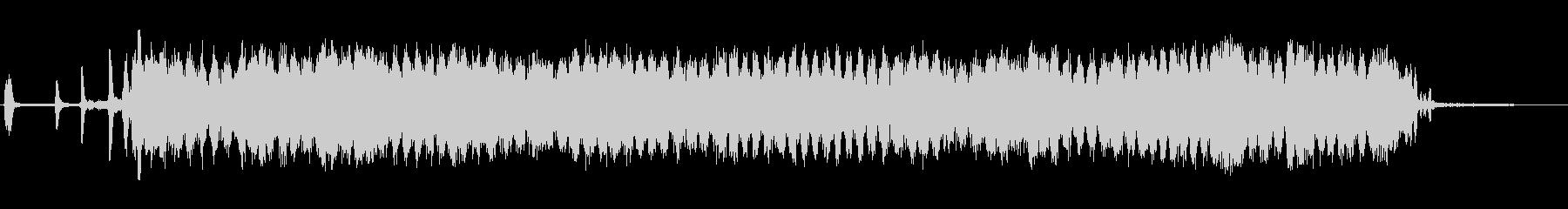 ディーゼルパスホーン-ディーゼルト...の未再生の波形