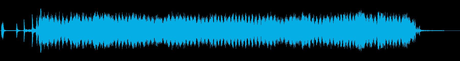 ディーゼルパスホーン-ディーゼルト...の再生済みの波形