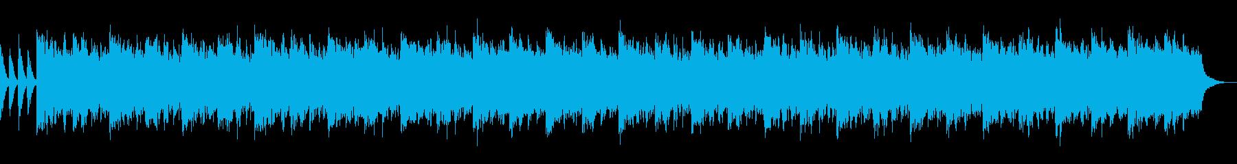 心身をほぐす音楽でウォーミングアップの再生済みの波形