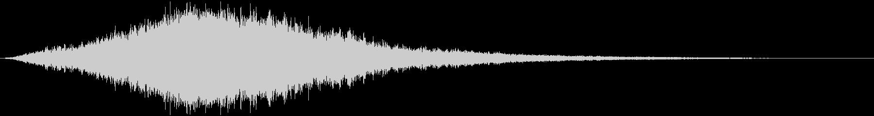 【シネマティック】 ドローン_10の未再生の波形