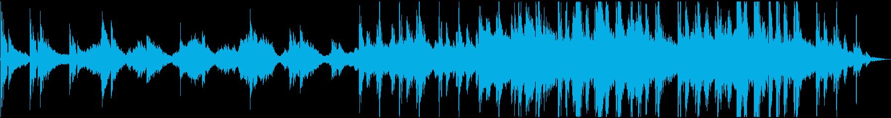 スパースブルースアコースティックギ...の再生済みの波形