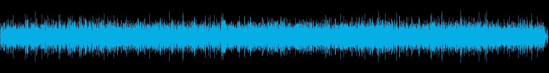 お洒落カフェBGM★JAZZ+ピアノ!の再生済みの波形