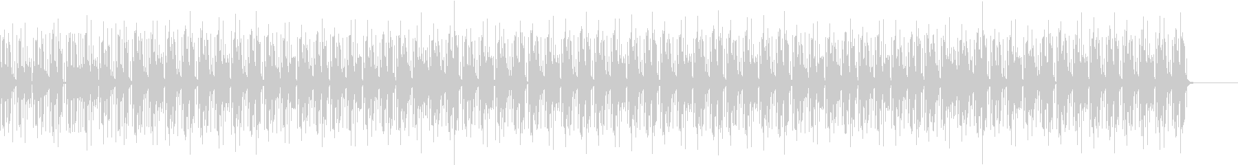 作業系(工作、料理、パズル)ゆるいBGMの未再生の波形