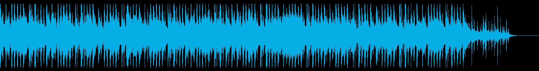メロディアスでシンプルなジャズの再生済みの波形