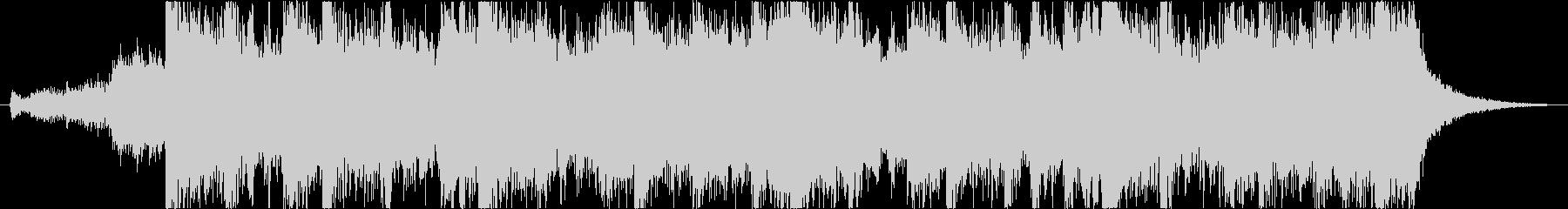 感動シネマティックエピックオーケストラeの未再生の波形