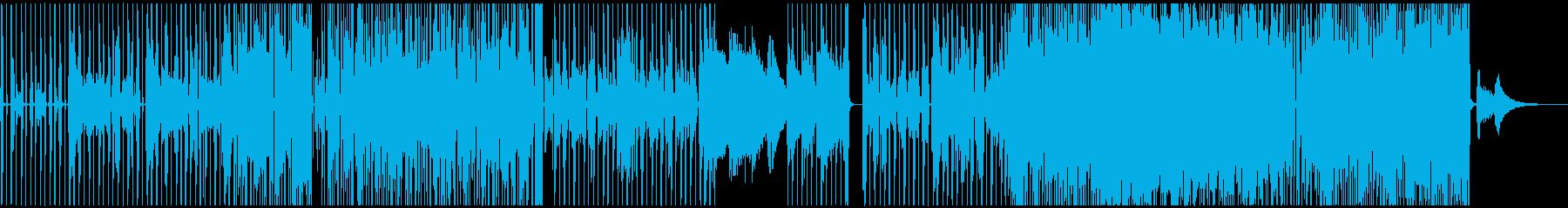 SAYONARA INAGOの再生済みの波形