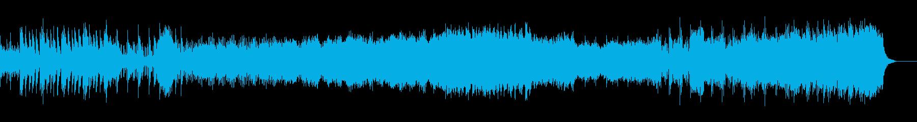 フィルムトレーラーオーケストラ。壮...の再生済みの波形