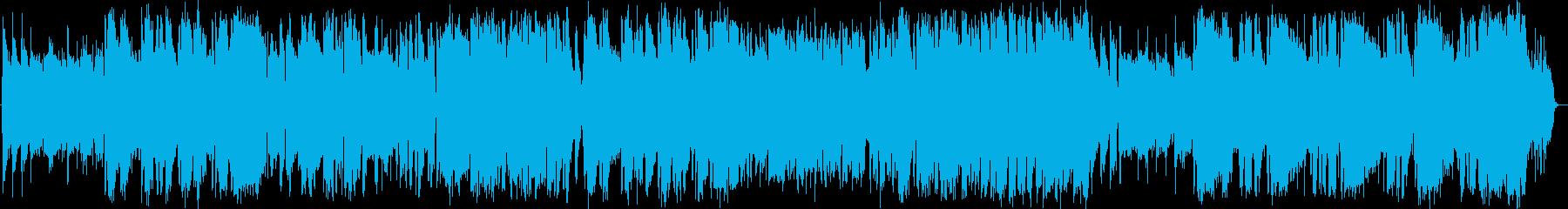 英語洋楽:初期ビートルズ・多声バラードの再生済みの波形