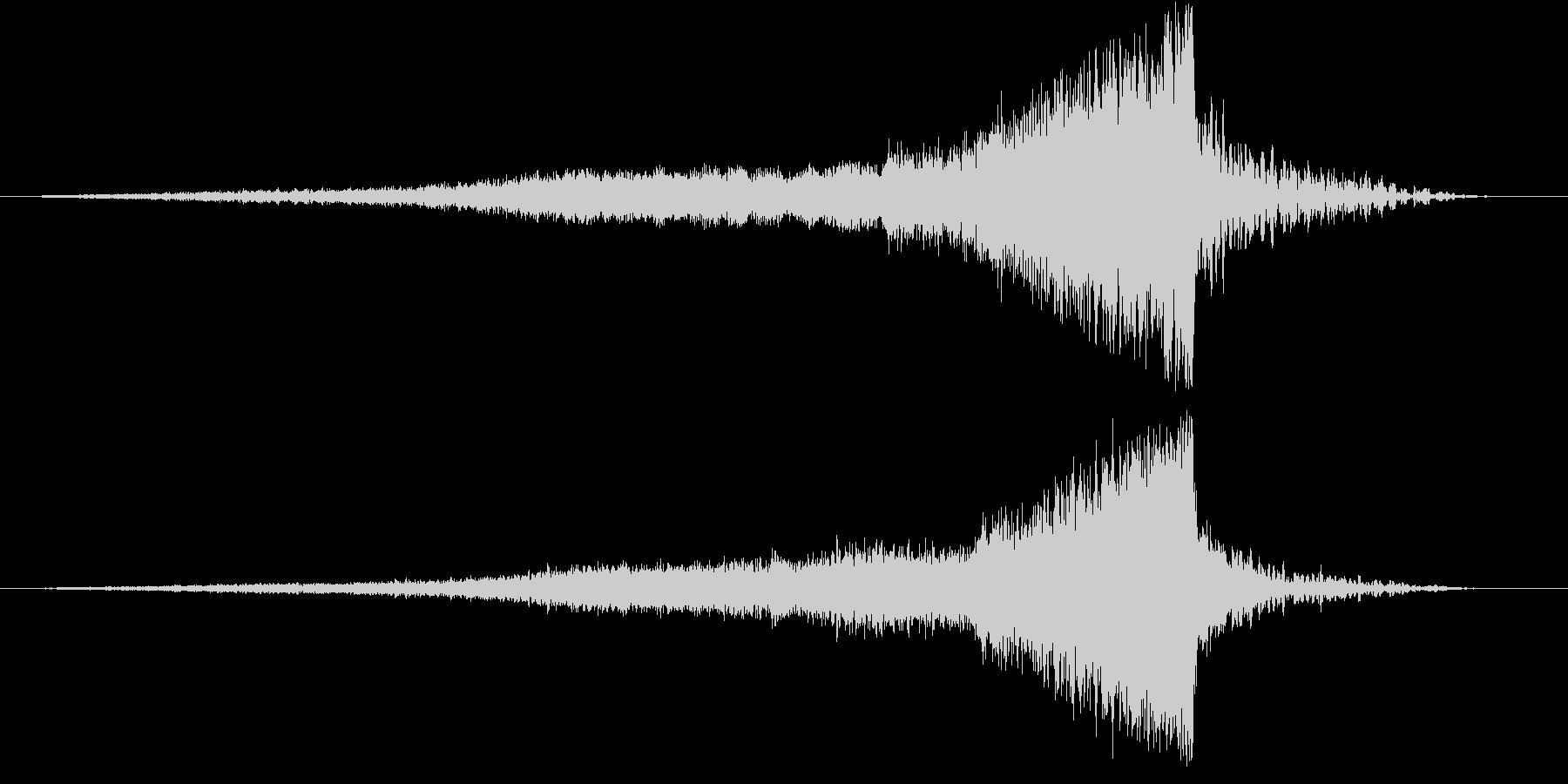 【ライザー】32 エピックサウンド 迫力の未再生の波形