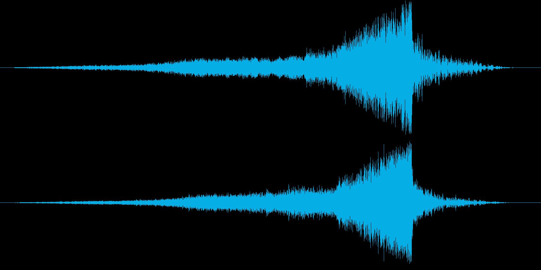 【ライザー】32 エピックサウンド 迫力の再生済みの波形