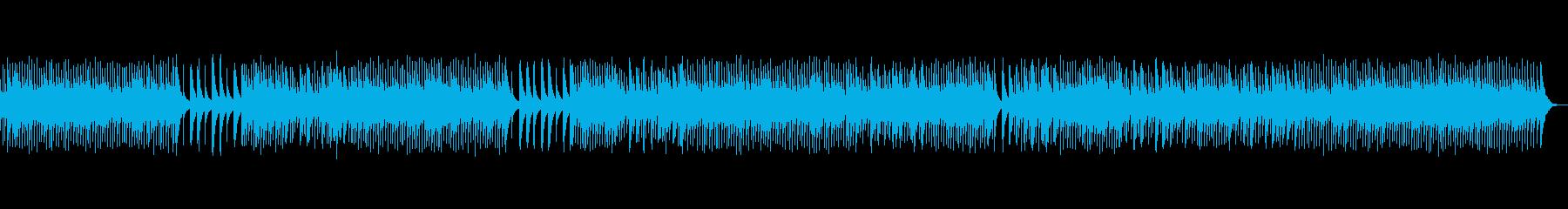 (オルゴール)主よ人の望みの… F_64の再生済みの波形