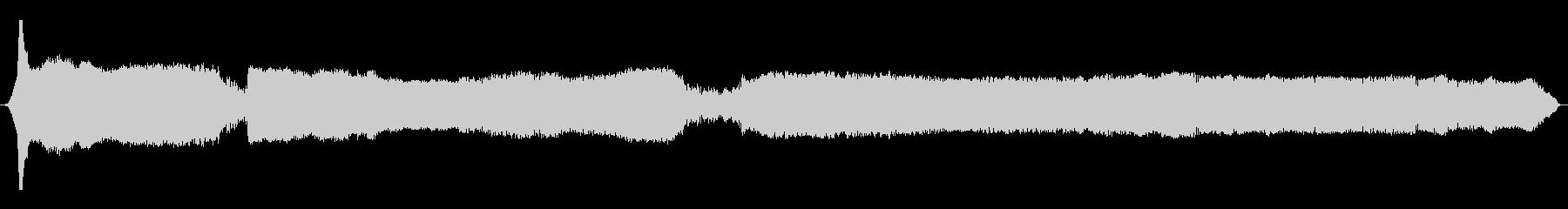 成人男性:ロングフォールエールの未再生の波形