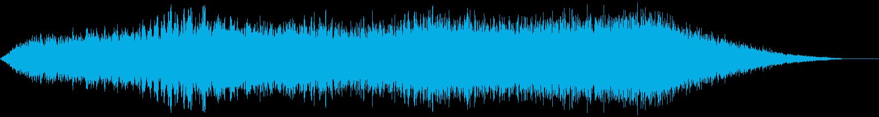 迫る緊迫感_CINEMATIC_12の再生済みの波形