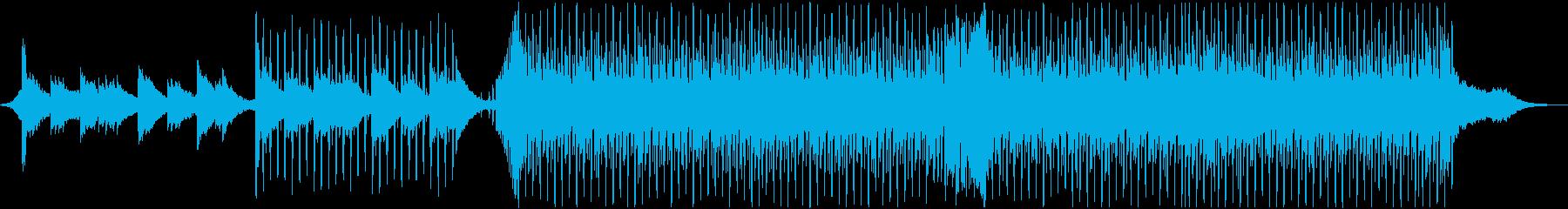 爽やかな夏の森【アコギ/シンセ】短verの再生済みの波形