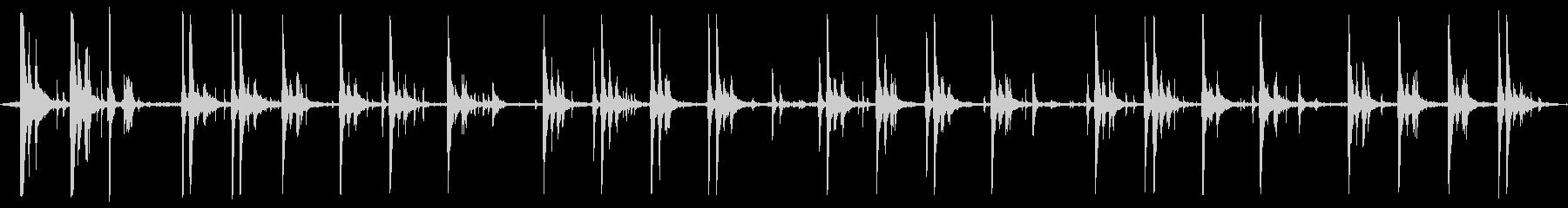 パンチプレス、ワークショップ; D...の未再生の波形