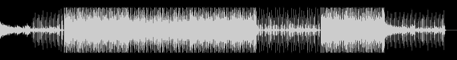 【パターン1-2】明るく元気なポップスの未再生の波形