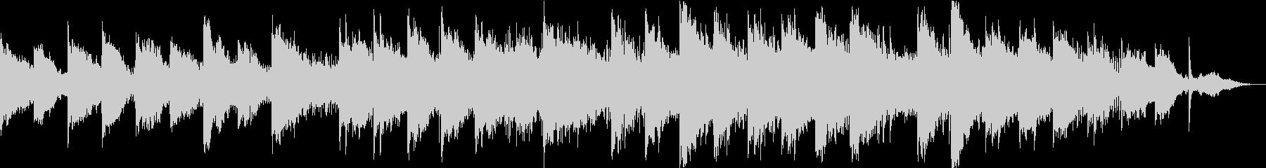 CInematicの未再生の波形
