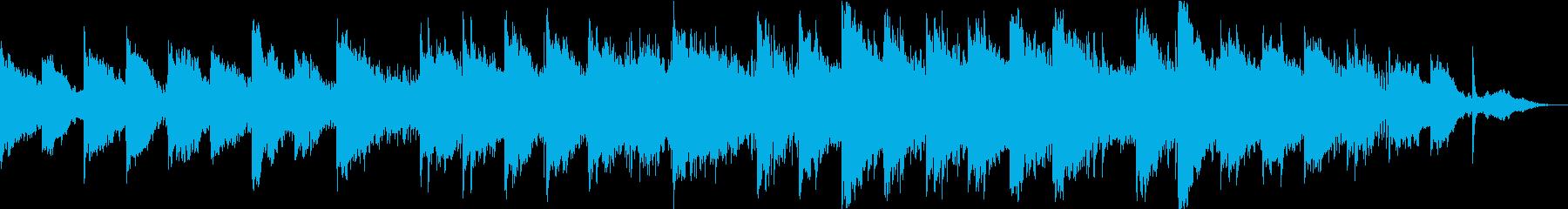 CInematicの再生済みの波形