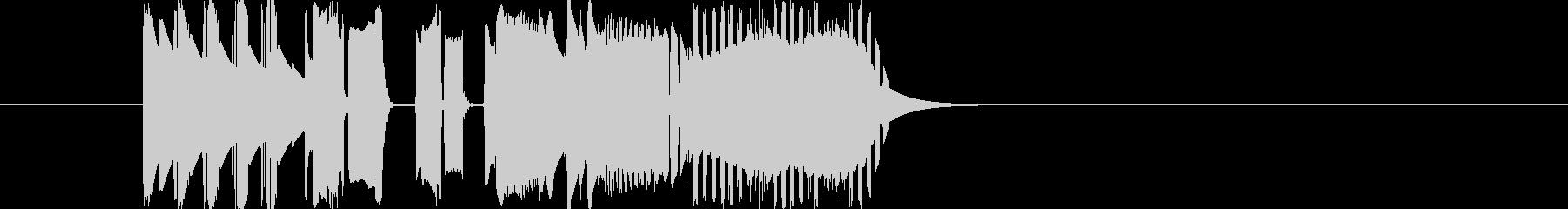 パワートーンバージョン3の未再生の波形