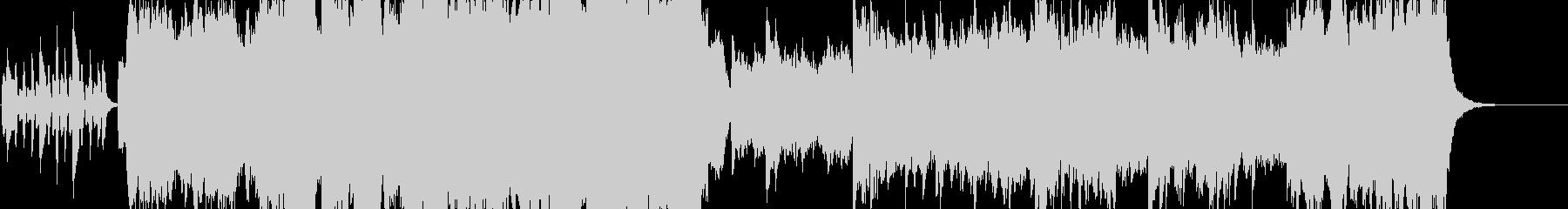 ピアノ協奏曲_感動的なシーンにの未再生の波形