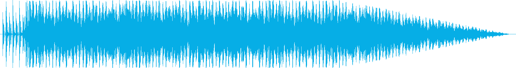 シンセがジェネシスになりました。ダ...の再生済みの波形