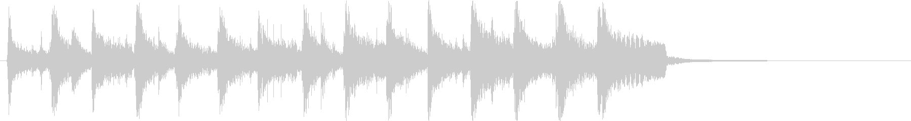 カートゥーンマーチアクセント2:完...の未再生の波形