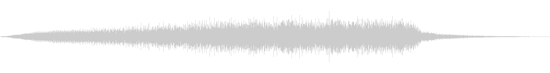 ジングル101nの未再生の波形