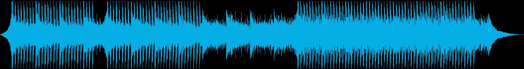 エレガント(ショート)の再生済みの波形