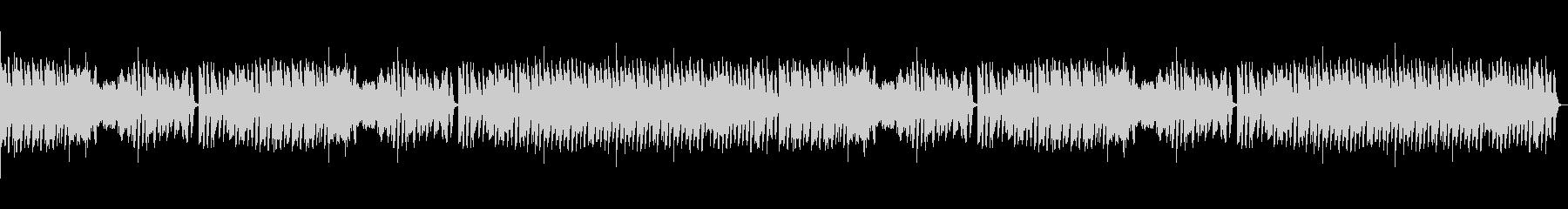 メイプルリーフラグ ピアノ(速いver)の未再生の波形
