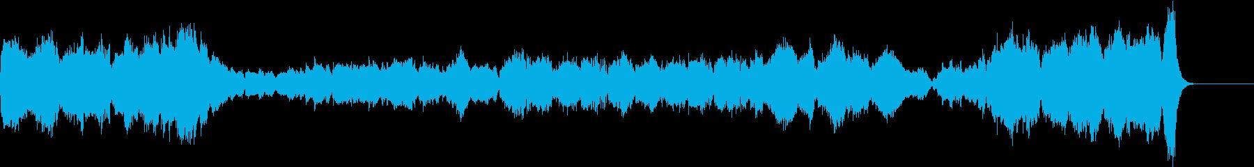 壮大なカンツォーネ 帰れソレントへの再生済みの波形