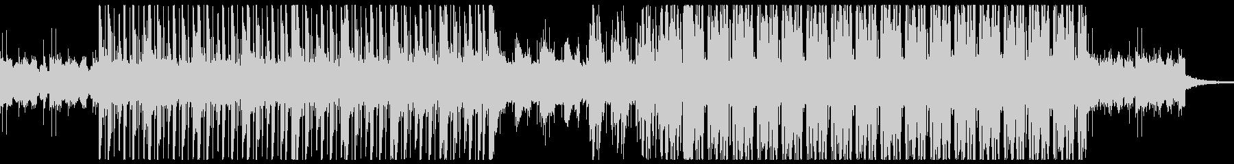 色々なテーマ音に使えそうなBGMの未再生の波形