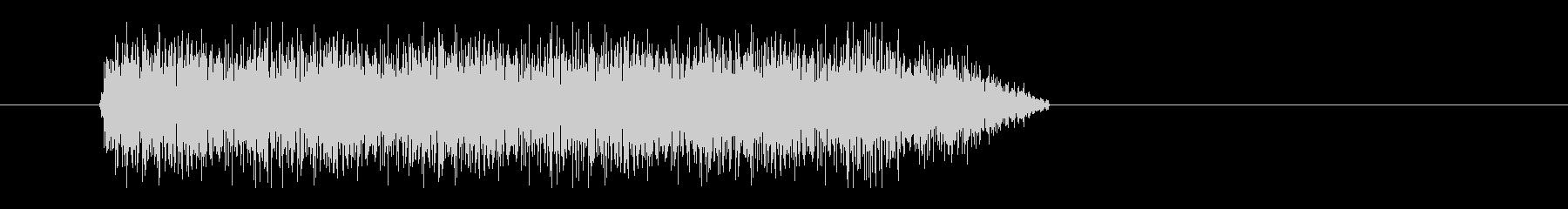 レーザー音-18-3の未再生の波形