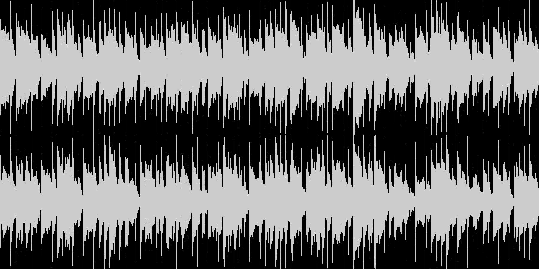 アコースティックギター、グロッケン...の未再生の波形