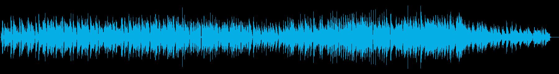 穏やかな日常に合うスムースジャズの再生済みの波形