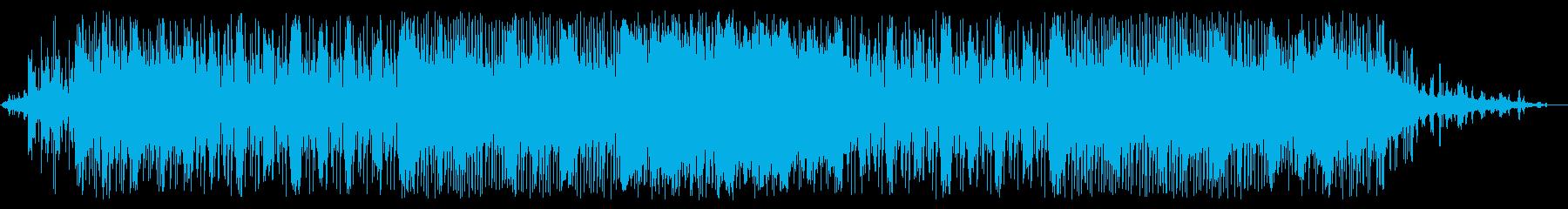 ポップ。歌。 EP @ 0'52加...の再生済みの波形