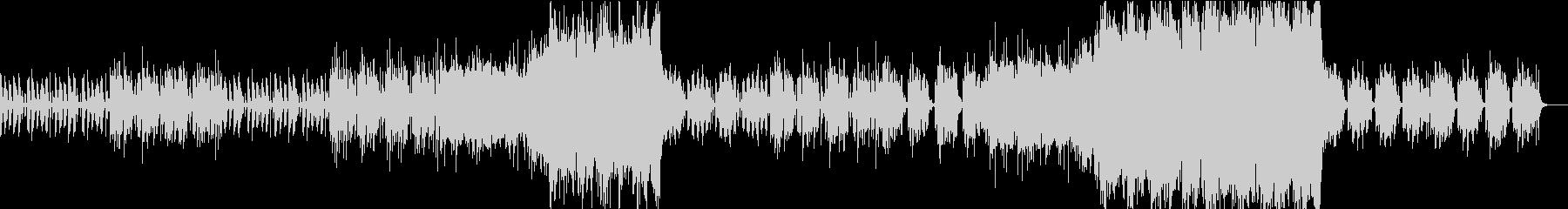 3拍子 DigitalEthnoの未再生の波形