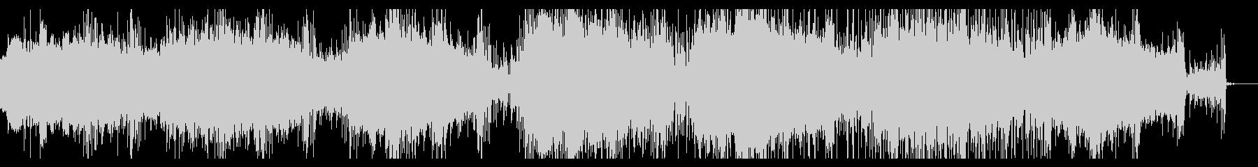 シンプルなインダストリアルの未再生の波形