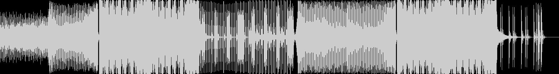 テンションの上がるEDMの未再生の波形