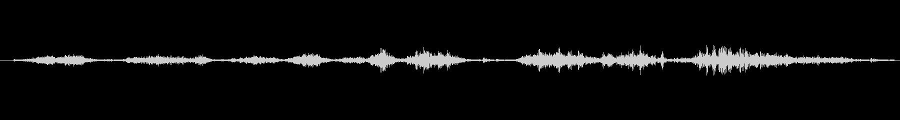 メタル 02 スクレープロング03の未再生の波形