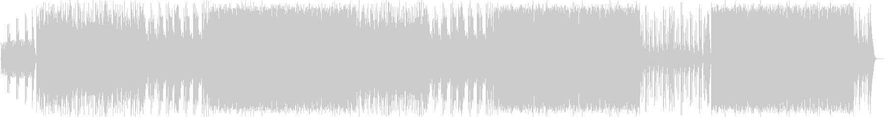 和風/和楽器(三味線・琴・太鼓)/B2の未再生の波形