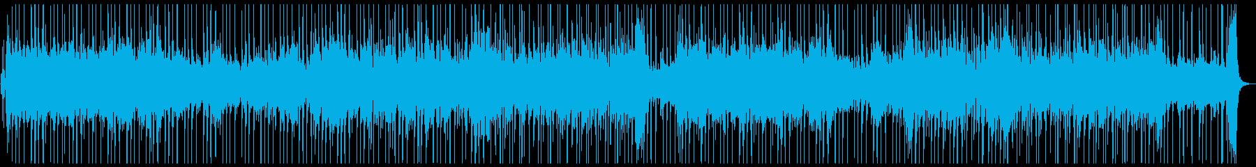 各種ギターサウンドが盛りだくさんで爽やかの再生済みの波形