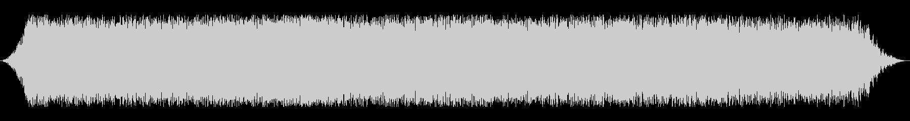 ボートパワーレース回転数の未再生の波形