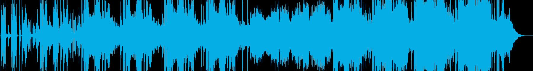 ☄☄ハロウィン・ゾンビ・ホラーBGM☄☄の再生済みの波形