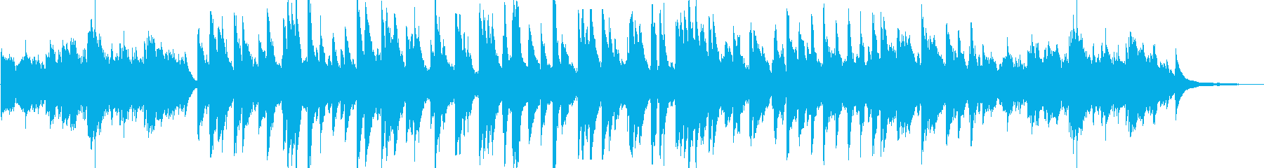 For seriousness, impression, image, narration's reproduced waveform