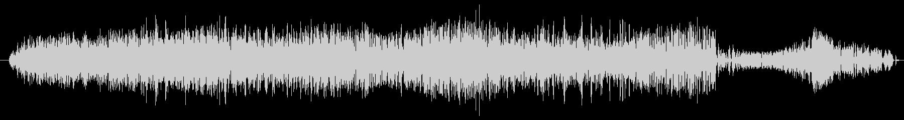 鳴き声 男性の吸うイサキ01の未再生の波形