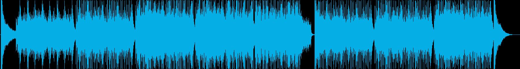 暗くダークなイメージの楽曲です。誰もい…の再生済みの波形
